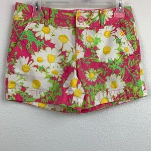 Lilly Pulitzer size 2 shorts